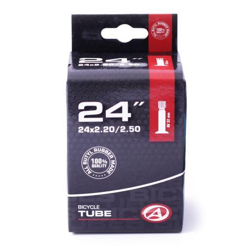 "Велокамера Author AT-CMP-24"" Wide AV32 24x2.20/2.50, в коробочке"