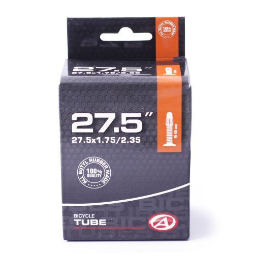 """Велокамера Author AT-MTB-27,5"""" FV40 27.5x1.75/2.35, в коробочке"""