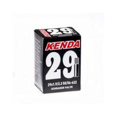 Велокамера универсальная KENDA 28/29x1.90-2.35,нипель F/V-48 мм, в коробочке