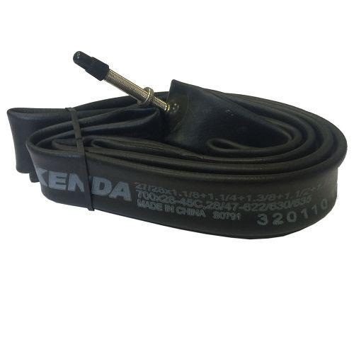 """Велокамера универсальная KENDA 28"""", 700x28/45C, нипель F/V-48 мм, OEM"""