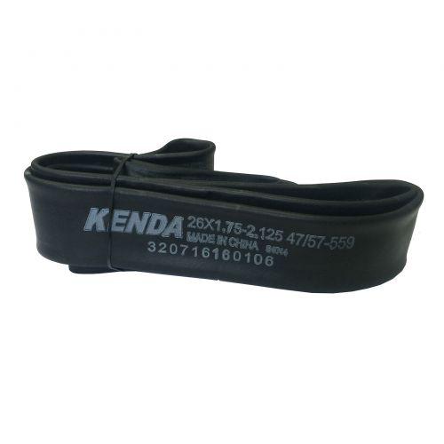 Велокамера универсальная KENDA 26x1.75-2.125, нипель F/V-48 мм, ОЕМ