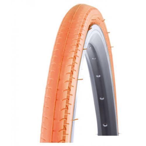 """Покрышка KENDA PREMIUM 28""""700x26C KONTENDER K-196, оранжевая, 60 TPI, категория-ROAD (Racing/Triatlon)"""