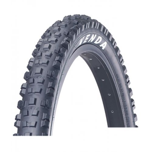Покрышка KENDA 26x2.60 KINETICS REAR K-887, 60 TPI черная, категория-MTB(Downhill/Slalom/Freeride