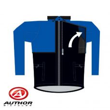 Куртка AF-4 Windout  M Синя рукав відстібається,не продувається