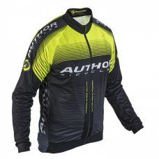 Куртка Author FlowPro X7 ARP, размер  3XL, неоново желтая/черная