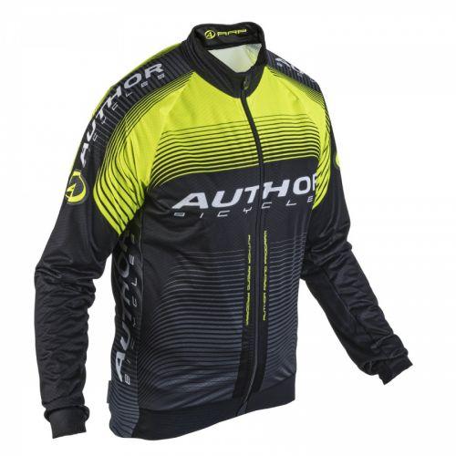 Куртка Author FlowPro X7 ARP, размер  M, неоново желтая/черная