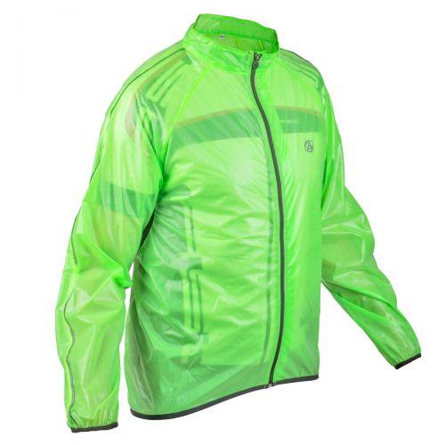 Куртка-дождевик Author Rain Dintex, размер XL, зеленого полупрозрачного цвета