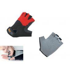 Перчатки  Team III XS, красные/черные