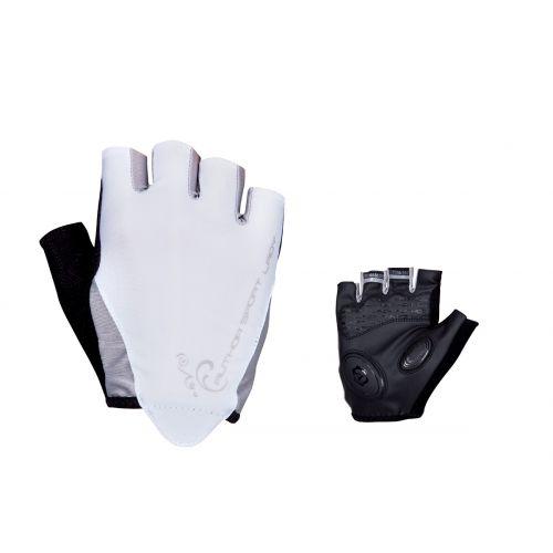 Перчатки женские Lady Sport Gel, размер L, белые