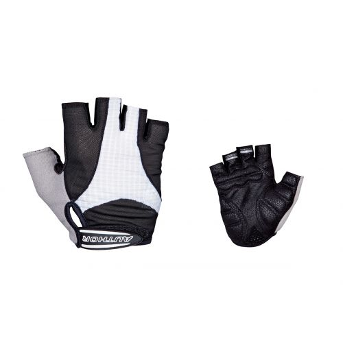 Перчатки Men Elite Gel, размер S, черно белые