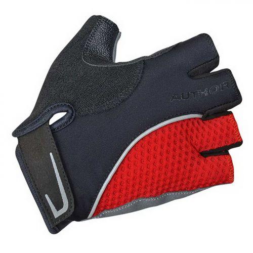 Перчатки Team X6, размер  L , красно черные