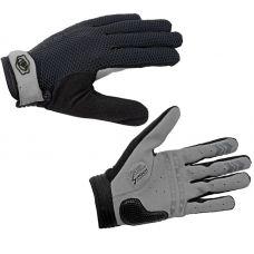 Перчатки ASL-6 FF , размер XS,женские,черные,закрытые пальцы