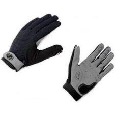Перчатки ASL-6 FF , размер S,женские,черные,закрытые пальцы