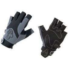 Перчатки  AG short XL, серые/черные