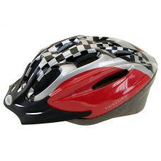 Шлем  MTB  VENTURA, размер 58 - 62 см, цвет-дизайн FORMULA 1, в коробке