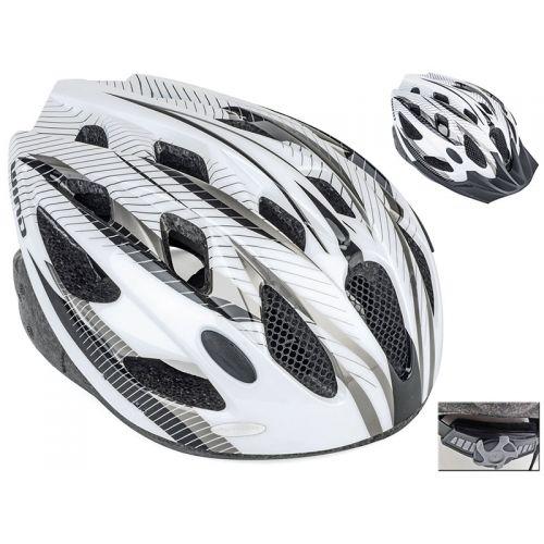 Шлем Wind 54-58cm (131 white)