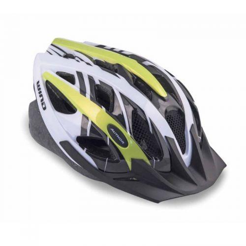 Шлем Wind 58-62cm (144 yellow-neon/white)