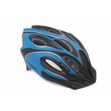 Шлем Author Skiff Inmold, размер 58-62 см, цвет: неоново синий/черный