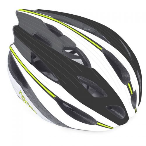 Шлем Rocca N 162 зелено/белый/черный, размер 58-62 cm, вес 285 гр.