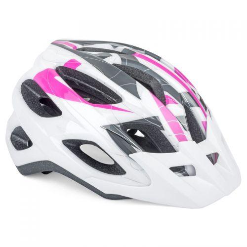 Шлем Sector Inmold 54-58cm (ASL164 pink/white)