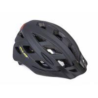 Шлем Author Pulse LED X8, размер 52-58 см,, цвет: темно серый