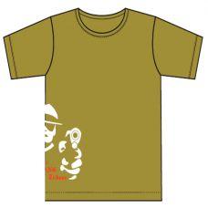 Футболка  Author Gang, размер XXL, цвет хаки