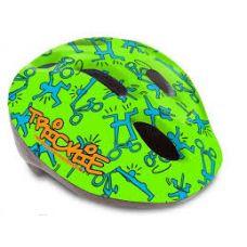 Шлем Author Trickie, размер 49-56 см, цвет: зелено/синий