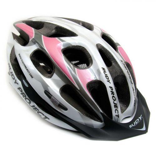 Шлем KONTACT, цвет серебристо-серо-розовый, размер L 58-61