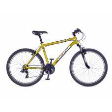 "Велосипед AUTHOR (2016) Outset 26"", цвет-зелёный (чёрный) // чёрный , рама 19"""