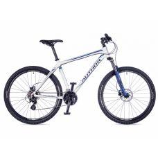 """Велосипед AUTHOR (2016) Impulse 27.5"""", цвет-белый (синий) // синий , рама 21"""""""