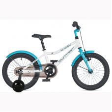 "Велосипед AUTHOR (2020) Orbit II 16"", рама 9"", цвет-белый // голубой"