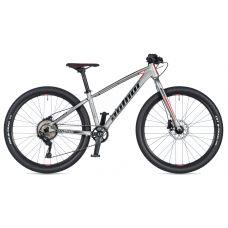 """Велосипед AUTHOR (2020) Ultrasonic 26"""", рама 13,5"""", цвет-серебристый"""