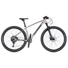 """Велосипед AUTHOR (2020) Ultrasonic 27,5"""", рама 14"""", цвет-серебристый"""