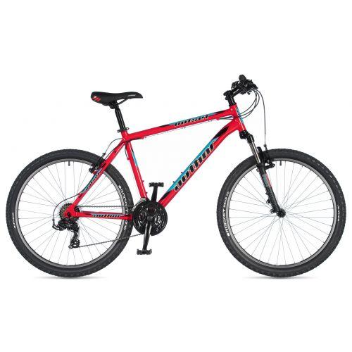 """Велосипед AUTHOR (2020) Outset 26"""", рама 17"""", цвет-красный // черный"""