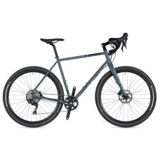 Велосипед AUTHOR (2020) Ronin XC, рама 54 см, цвет-серый матовый