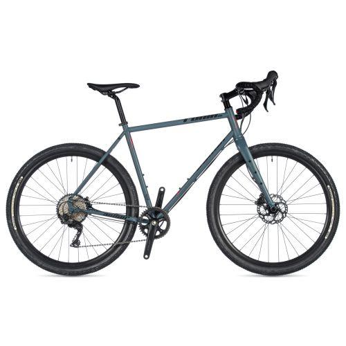 Велосипед AUTHOR (2020) Ronin XC, рама 58 см, цвет-серый матовый