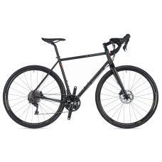 Велосипед AUTHOR (2020) Ronin SL, рама 50 см, цвет-матовый чёрный