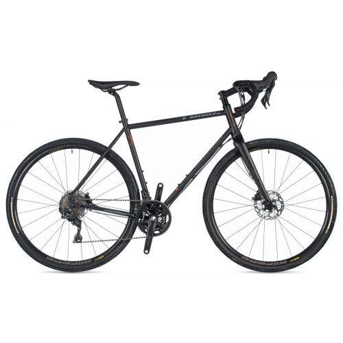 Велосипед AUTHOR (2020) Ronin SL, рама 52 см, цвет-матовый чёрный