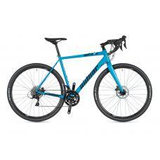 Велосипед AUTHOR (2020) Aura XR 3, рама 54 см, цвет-синий