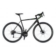 Велосипед AUTHOR (2020) Aura XR 4, рама 56 см, цвет-черный матовый