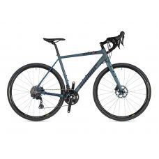 Велосипед AUTHOR (2020) Aura XR 6, рама 56 см, цвет-темно серый матовый