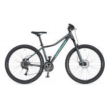 "Велосипед AUTHOR (2020) Spirit ASL 27.5"", рама 18"", цвет- серый (ментоловый) // серый"