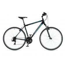 """Велосипед AUTHOR (2020) Compact 28"""", рама 20"""", цвет-чёрный"""