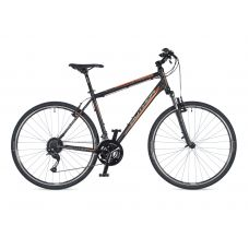 """Велосипед AUTHOR (2020) Classic 28"""", рама 20"""", цвет-чёрный"""
