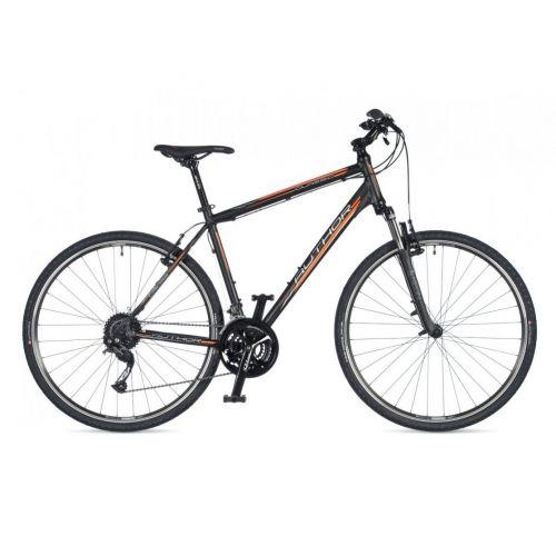 """Велосипед AUTHOR (2020) Classic 28"""", рама 22"""", цвет-чёрный"""