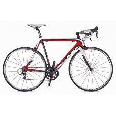 """Велосипед AUTHOR  CA 5500  28"""",Цвет-Карбон / Красный / Карбон, Рама 52 см"""