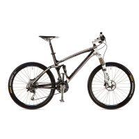 """Велосипед AUTHOR (2012) A-Ray  5 .0  26"""", Цвет-Карбон / Белый / Бронза , Рама 19"""""""