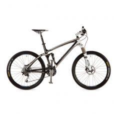 """Велосипед A-Ray  5 .0  26"""", Колір-Карбон / Білий / Бронза , Рама 19"""""""