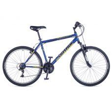 """Велосипед AUTHOR (2016) Trophy 26"""", цвет-синий (зелёный) // чёрный , рама 21"""""""