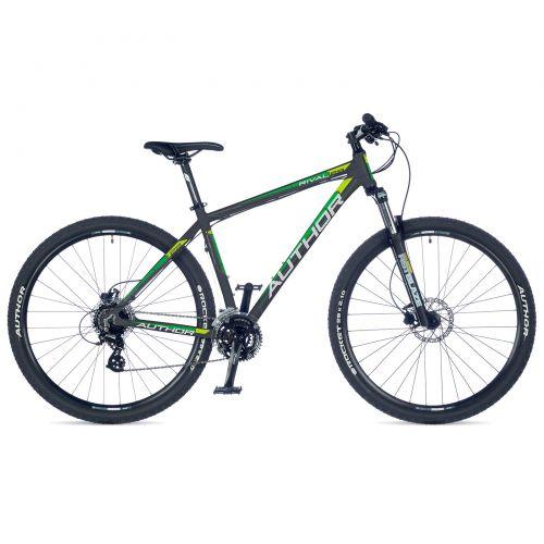 "Велосипед AUTHOR (2018) Rival 29"", колір-чорний, рама 19"""